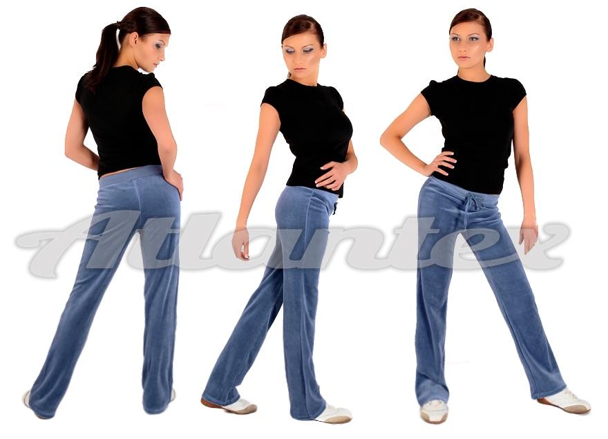 spodnie-dresowe-damskie-niebieskie