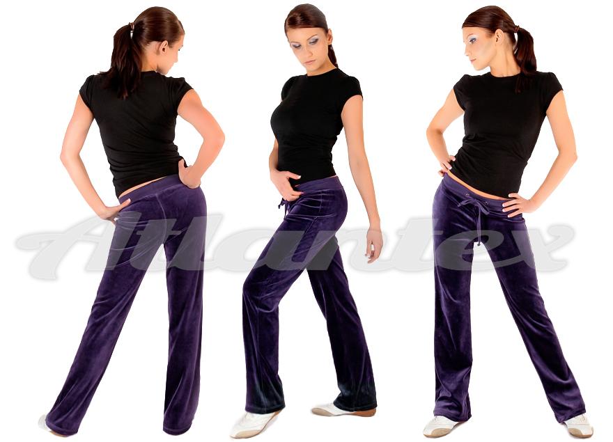 spodnie-dresowe-damskie-z-weluru-fiolet